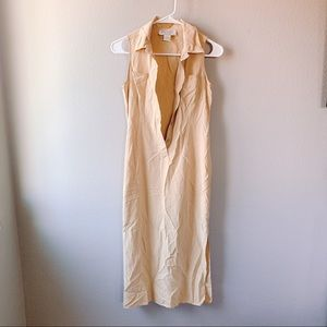 Petite Sophisticate Silk Dress